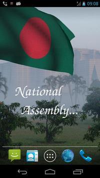 Bangladesh Flag Live Wallpaper Apk