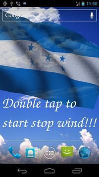 Honduras Flag screenshot 1