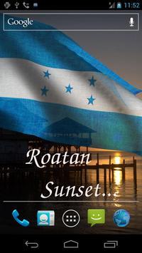 Honduras Flag screenshot 2