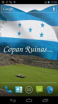 Honduras Flag screenshot 5