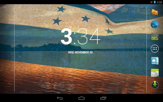 Honduras Flag screenshot 8