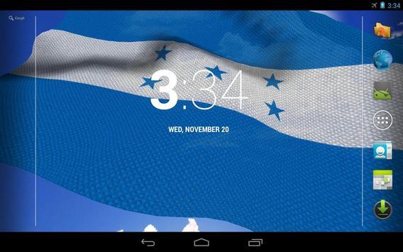 Honduras Flag screenshot 9