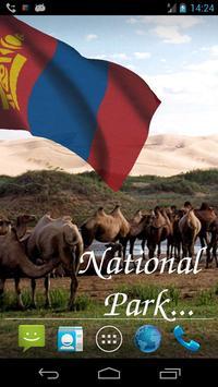 Mongolia Flag screenshot 2