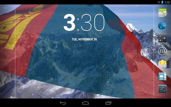 Mongolia Flag screenshot 6