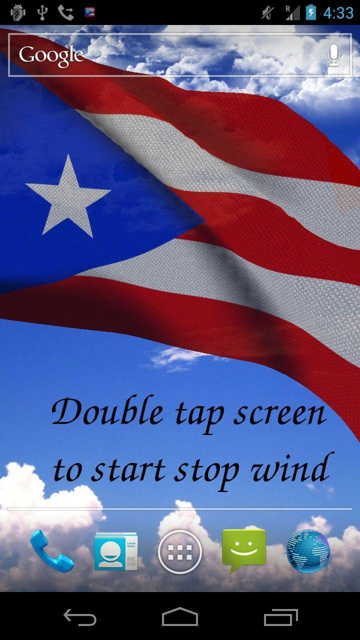 Puerto Rico Flag For Android Apk Download