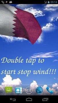 Qatar Flag poster