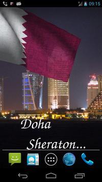 Qatar Flag screenshot 1