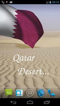 Qatar Flag screenshot 2