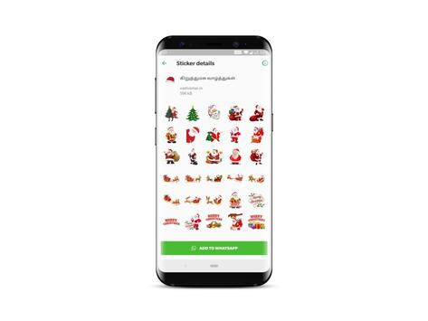 Vaazhthu Stickers for Whatsapp screenshot 4