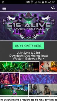 515 Alive poster
