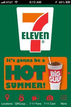 7-Eleven Oklahoma poster
