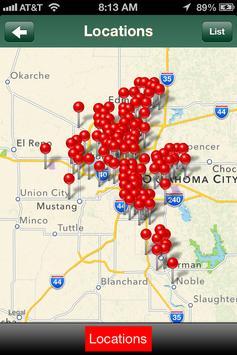 7-Eleven Oklahoma screenshot 1
