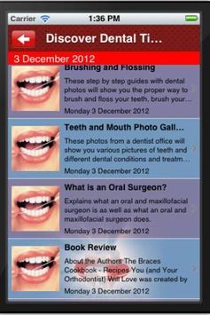 Tooth Saver screenshot 2