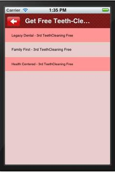 Tooth Saver screenshot 3