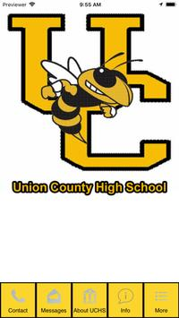 Union County HS poster