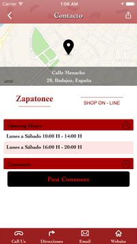 Zapatonee screenshot 1