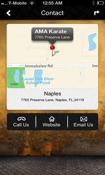 AMA Karate - Naples screenshot 1