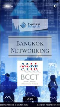 Bangkok Networking V2 poster