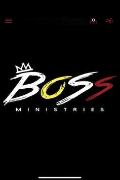 Boss Ministries poster