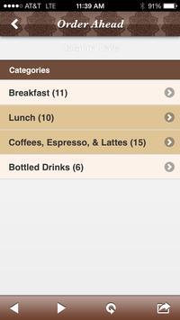 Catalina Cafe screenshot 1