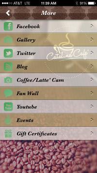 Catalina Cafe screenshot 3