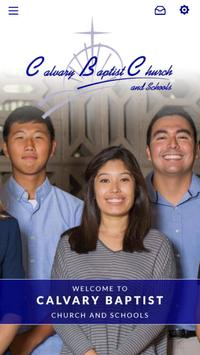 CB Church and Schools poster