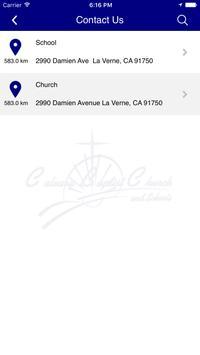 CB Church and Schools screenshot 2