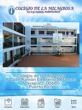 Colegio de la Milagrosa poster
