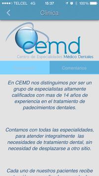 CEMDental screenshot 3
