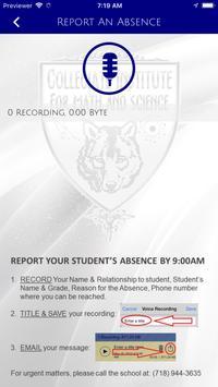 The Collegiate Institute for Math and Science X288 screenshot 5