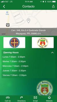 Colegio San Benito de Mayaguez screenshot 1