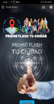 Promo Flash Tu Ciudad screenshot 1