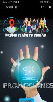 Promo Flash Tu Ciudad screenshot 3