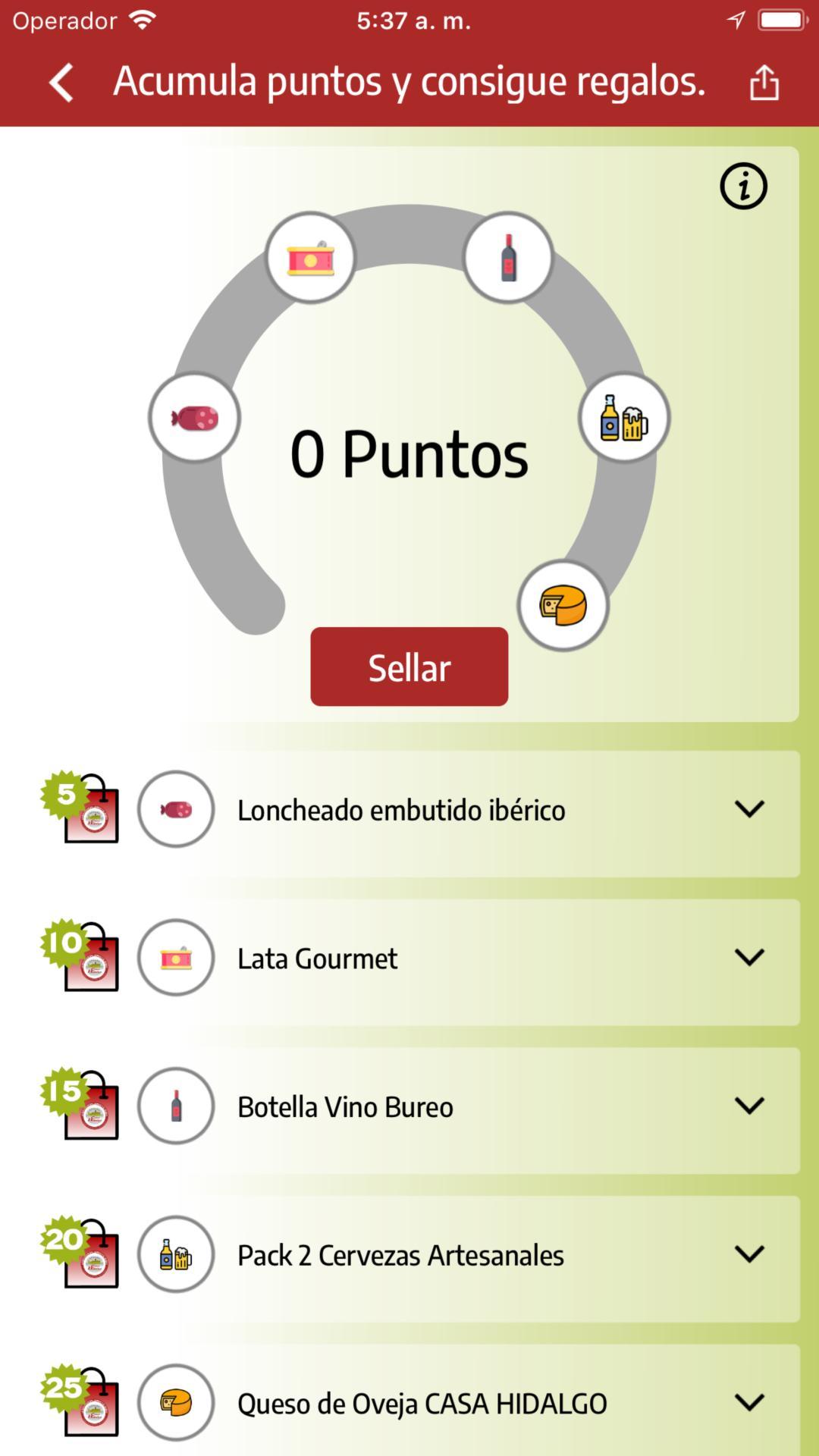 Casa Hidalgo Gourmet poster