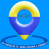 BUSY icon