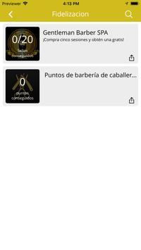 GENTLEMAN BARBER CLUB screenshot 3
