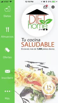 Diet Home PR poster