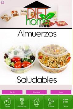 Diet Home PR screenshot 4