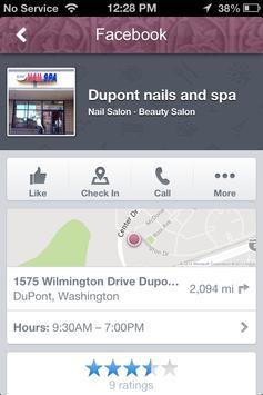 Dupont Nails screenshot 4