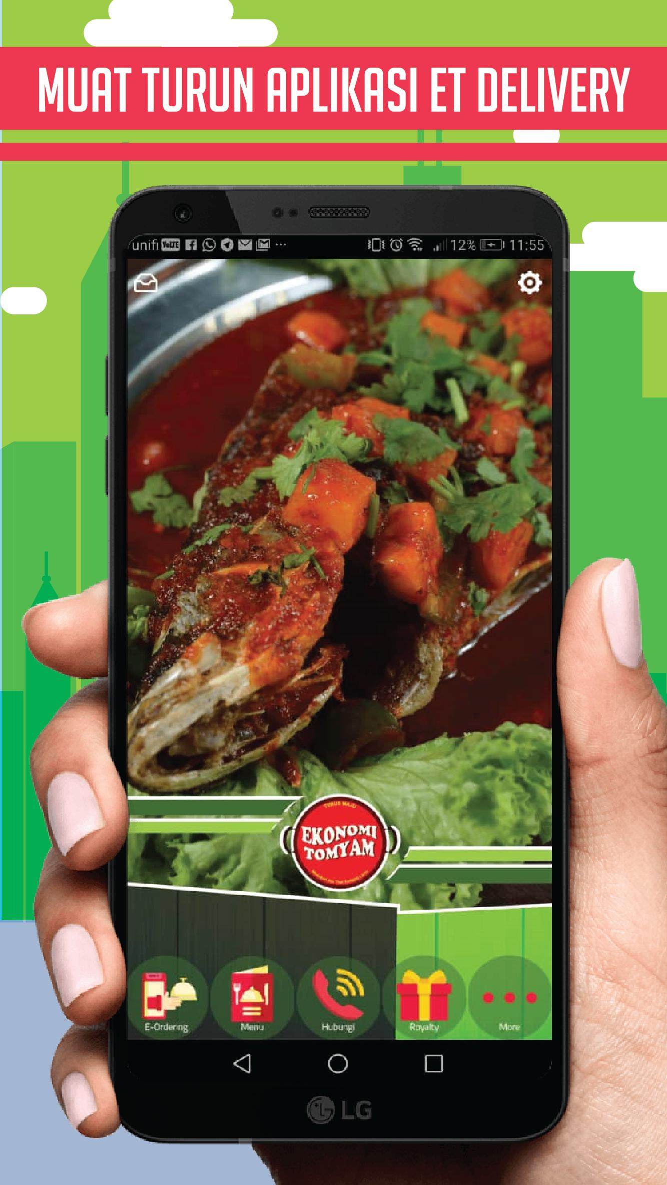ET Delivery - Masakan Ala Thai Penang poster