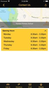 Gordon Primary School screenshot 4