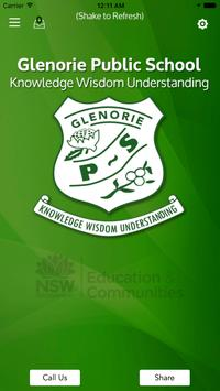 Glenorie Public School poster