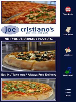 Joe Cristiano's Pizza screenshot 5