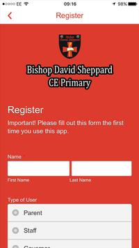 Bishop David Sheppard screenshot 1