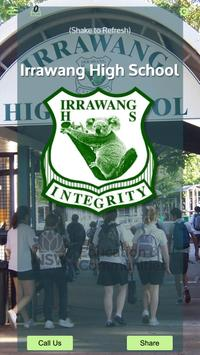 Irrawang High School poster