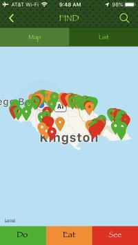 Jamaica Saver screenshot 1