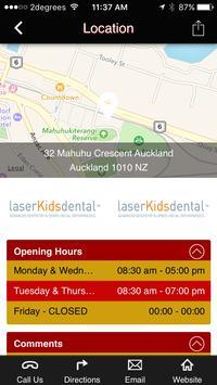 Laser Kids Dental screenshot 1