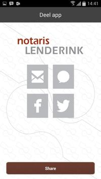 Notaris screenshot 4