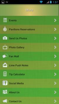 Lime Cantina screenshot 1