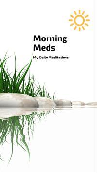 My Morning Meds poster